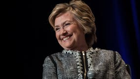Hillary Clinton's book tour stops in Seattle, Portland