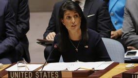 US envoy tells UN: North Korean leader is 'begging for war'