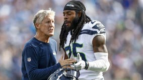 Richard Sherman: 'All we want is equality for everyone'