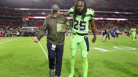 Sherman: 'I owe it to those guys, and I gave 'em everything I had'