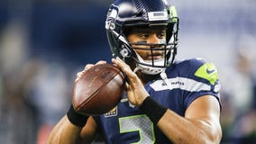 Russell Wilson named NFC Offensive Player of the Week, tied for most in Seahawks history