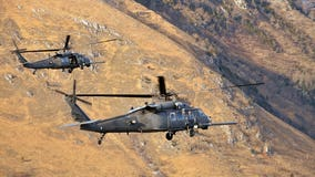No survivors in military helicopter crash