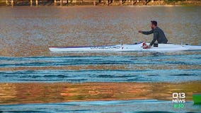 Driver on the Street: Veteran kayaker has sights on Paralympics