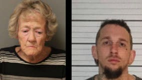Grandmother claims she was tricked into bringing drugs to grandson in prison