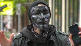 Behind the Masks: What the May Day protesters in Seattle want