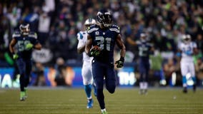 Kam Chancellor won't play for the Seahawks against the Cardinals