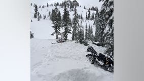 Issaquah snowmobiler dies in Kittitas County avalanche