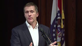 Missouri governor defies calls to resign
