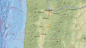 3.1 magnitude earthquake hits near Oregon state capital city