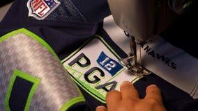 Seahawks unveil jersey patch honoring Paul Allen