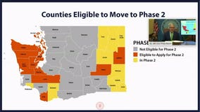 10 more counties - including Thurston, Kitsap and Clallam - can apply for Phase 2 reopening