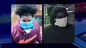 Help ID serial armed pot shop robbery suspects seen boldly pulling guns, but thwarted by worker's 911 call