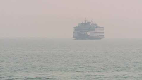 Folks in Port Townsend feel the effects of 3rd straight day of smoky conditions