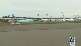New passenger terminal planned at Everett's Paine Field (VIDEO)