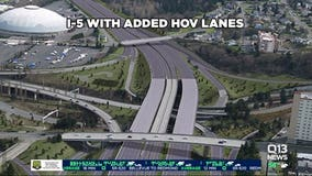 WSDOT: Expect traffic backups near SR 16 and I-5 in Tacoma through spring 2017