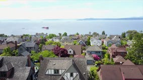 Want to protect your scenic view? You can buy the 'air rights' above homes
