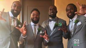 The original 'Legion of Boom' reunites for Kam Chancellor's wedding
