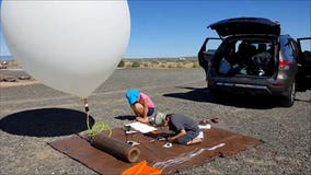 Garage science project lands Seattle sisters an opportunity to work with NASA