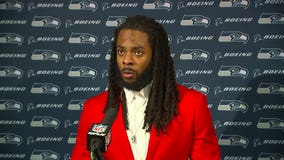 Sherman: The decision to protest during anthem wasn't spur of the moment