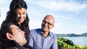 Microsoft CEO says son's developmental disability impacted his leadership: 'Everything changed'