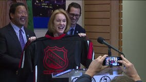 NHL agrees to accept expansion team application from Seattle