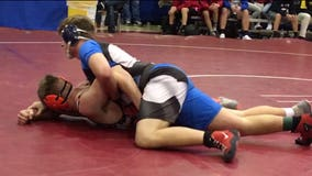 High school wrestler loses 100 pounds, goes on to win state title