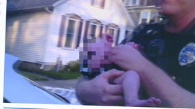 Police say baby 'smelled like beer' when mom was pulled over for driving drunk
