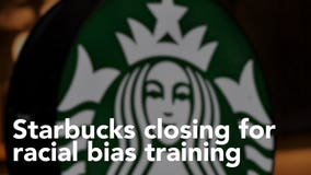Starbucks closing 8,000 stores for racial-bias training