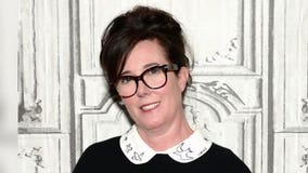 Designer Kate Spade found dead in New York apartment, officials say