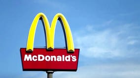 Teen pulls gun on McDonald's manager over dropped change: police