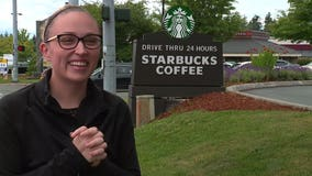 Starbucks employee helps expecting mother deliver baby on Tacoma sidewalk