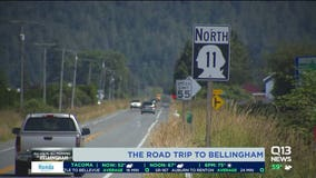 Taking the road less traveled to Bellingham -- spots to check out along the way