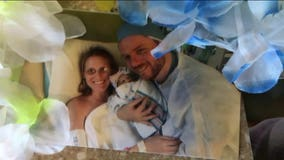 Mom donates thousands of ounces of breast milk after losing newborn daughter