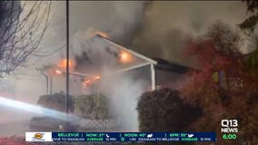 Suspicious fire destroys Jehovah's Witness Kingdom Hall in Lacey