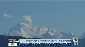 A sleeping giant: Beautiful Mt. Baker considered a 'very high threat' for eruption