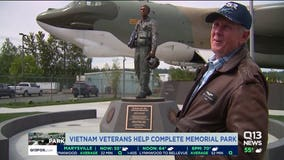 Vietnam veterans lead effort to create memorial park in Tukwila