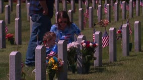 Memorial Day of remembrance, honor, and education at Tahoma National Cemetery