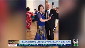 Chinese-American WWII veterans will finally be awarded Congressional Gold Medals