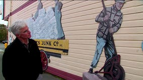 Driver on the Street: The story behind Anacortes' iconic murals