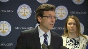 Washington state sues Johnson & Johnson over opioid crisis