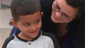 Mom reunited with son after being separated by immigration officials