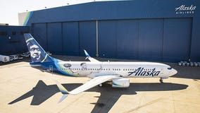 Alaska Airlines debuts Russell Wilson plane, offers early boarding to passengers wearing Wilson's jersey