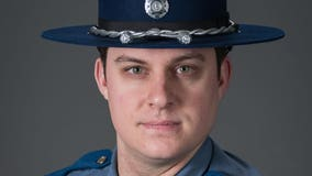 Memorial Service for fallen WSP Trooper Justin Schaffer in Lewis County