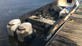 3 injured in boat explosion after gas pumped into fishing rod holder