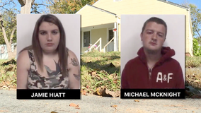 Couple arrested after 7 kids found in filthy home, 1 with maggots in diaper