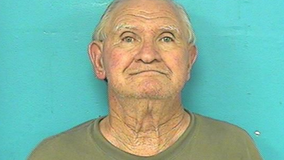 76-year-old tries to attack son with chainsaw, son runs him over with lawn mower
