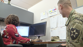 Veteran helping other military members find jobs after their service: 'You are not alone'
