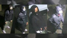 Help ID crew of robbers seen stealing iPhone from worker on break, putting gun to his head and assaulting him