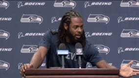Sherman: League showed 'we will not be bullied by the President of the United States'