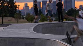 Iconic Northwest skateboarder and skatepark designer Mark 'Monk' Hubbard dies